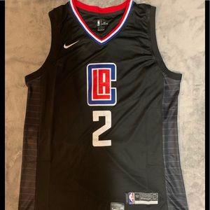 Kawhi Leonard #2 Los Angeles Clippers Jersey
